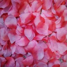 1000 buc. petale trandafiri artificiali roz