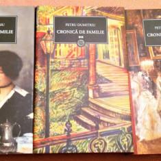 Cronica De Familie 3 Vol. Jurnalul National Nr. 33, 34, 35 - Petru Dumitriu