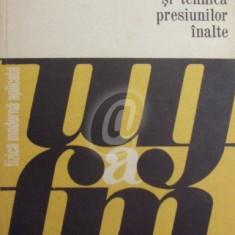 Introducere in fizica si tehnica presiunilor inalte