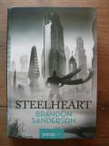 BRANDON SANDERSON - STEELHEART - 2016