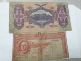 bancnote angola/ungaria 2 buc