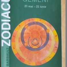 Zodiacul. Gemeni 21 mai-21iunie- Andre Barbault