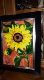 Tablou-pictura in ulei pe panza