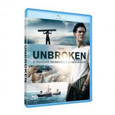 Unbroken Blu-ray
