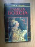d8 Familia Borgia - Ivan Cloulas