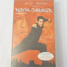 Caseta video VHS originala film tradus Ro - Razboiul Clanurilor