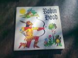 ROBIN HOOD CARTE 3D