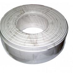 Cablu coaxial 3C2V, alb - 402256