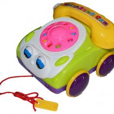 Jucarie de tras happy kids phone