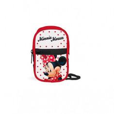 Gentuta pentru fetite DISNEY Minnie Mouse J10592, Roz