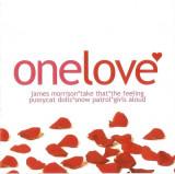 CD OneLove, original: Mariah Carey, Pussycat Dolls, Rihanna, Boyz 2 Men