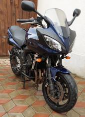 Yamaha FZ6 Fazer (2009) foto