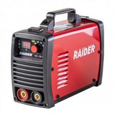 Invertor sudura Raider RD-IW180, curent 20-160A, LCD
