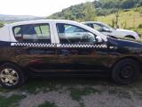 Firma taxi Cluj-Napoca + masina Dacia Sandero, GPL, Berlina