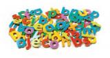 Cumpara ieftin 83 Litere magnetice colorate pentru copii- Djeco