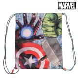 Geantă Rucsac cu Bretele din Frânghie Avengers (31 x 38 cm)