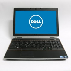 Laptop Dell Latitude E6520, Intel Core i5 Gen 2 2410M 2.3 GHz, 4 GB DDR3, DVD, Display 15.6inch 1366 by 768, Baterie Defecta