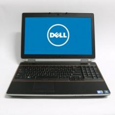 Laptop Dell Latitude E6520, Intel Core i5 Gen 2 2540M 2.6 GHz, 4 GB DDR3, DVDRW, WI-FI, Display 15.6inch 1366 by 768