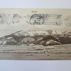 Carte postala Buceciu/Zărnești,circulata 1928, Printata