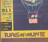 B.T.T. - TURISM SI MUNTE ( TRASEE TURISTICE PENTRU TINERET ) 1986