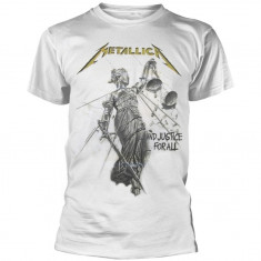 Tricou Metallica: ... And Justice For All