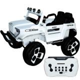 Jeep electric cu telecomanda si 4 motoare 12V