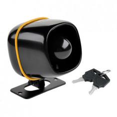 Sirena alarma auto, BS46, 12V, 124 dB - 400364