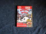 dvd masinuta de politie