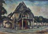George Nichita - Capela , u/p 1931