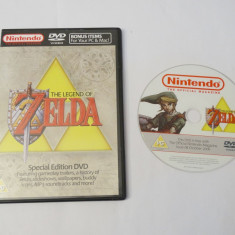 Nintendo Official Magazine The Legend Of Zelda Special Edition DVD 8 oct 2006