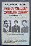 Șerban Milcoveanu - Pentru ce a fost asasinat Corneliu Zelea Codreanu (vol. 2)