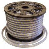 Banda LED 220V 60LED 14.4W 6400K IP68 Tip LED 50M/Rola EL0025985