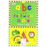 ABC and First Words Flash Cards