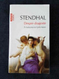 Despre dragoste – Stendhal