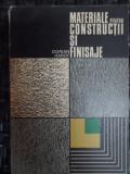 Materiale Pentru Constructii Si Finisaje - Dorian Hardt ,548402