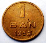 7.618 ROMANIA RPR 1 BAN 1952