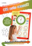 Cât este ceasul? Planșe educaționale