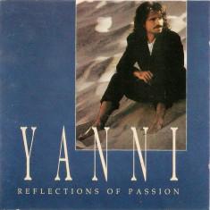 CD Yanni – Reflections Of Passion, original