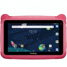 "Tableta Prestigio Smartkids, Quad-Core, 7"", 1GB RAM, 16GB, Wi-Fi, Pink"