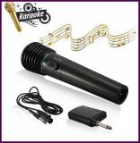 Microfon Wireless  Karaoke 60 dB