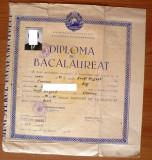 Diploma de Bacalaureat RSR