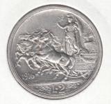 ITALIA - 2 LIRE 1916 , Ag835, LIT1.13, Europa