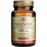 Selenium 200mcg, 50cpr, Solgar