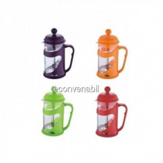 Infuzor ceai si filtru cafea manual Renberg RB3100 350ml