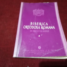 BISERICA ORTODOXA ROMANA IN TRECUT SI AZI 1979