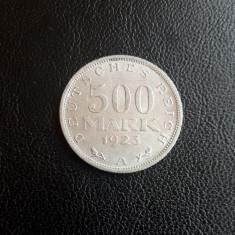 Germania - 500 Mark 1923 A (L4)