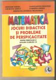 Matematica-Jocuri didactice si probleme de perspicacitate prescolari