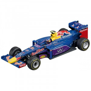 Circuit electric masinute Red Bull Racing Flying Finish Carrera Go 5,3 m