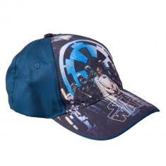 Sapca baieti Star Wars Empire neagra cu albastru
