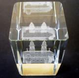 O.018 OBIECT DECORATIV HOLOGRAMA MANASTIREA VARATIC 5/5/8cm